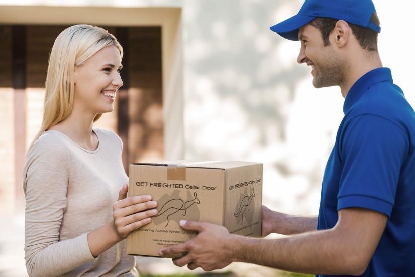 Get Freighted and Door to Door Service