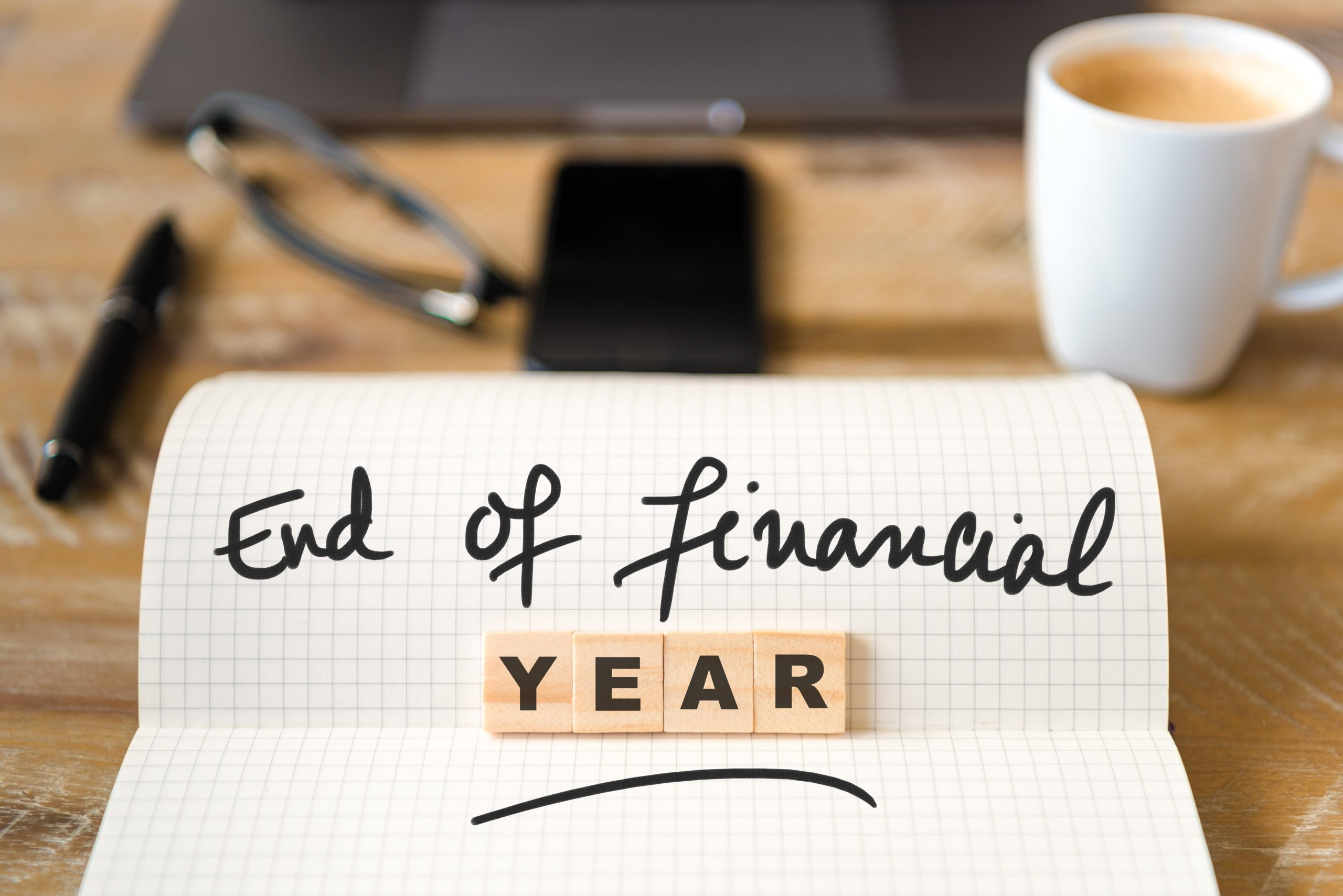 End of Financial Year for International Businesses
